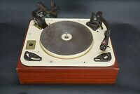 Vintage Garrard Turntable Model RC98/4L  AS IS for REPAIR