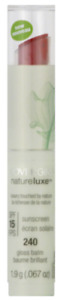 Covergirl Natureluxe Gloss Balm #240 Muscat 0.067 Ounce ( 6 PIECES )