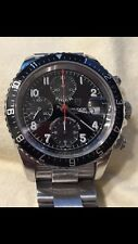 Tudor Tiger Woods Chronograph 79270  Rare Collectible!!!
