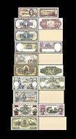 Brésil -  2x  200 Mil Reis - Edition 1892 - 1936 - Reproduction - 32