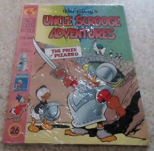 Carl Barks Library Uncle Scrooge Adventures in Color 26 NM- 9.2 Prize of Pizarro