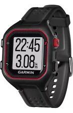 GARMIN Forerunner 25 GPS Running Watch Water Resistant Bluetooth Black & Red