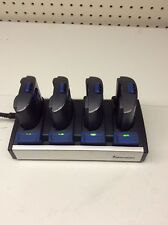 Intermec AC1 4 Bay Four Slot Battery Charger Charging Station FOR CK30 CK31(c20)