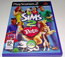 The Sims 2 Pets PS2 PAL *Complete*
