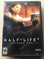 Half-Life 2: Episode One Retail Box DVD PC 2006