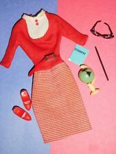 Vintage Barbie 1965 Fashion Student Teacher MINT & Complete