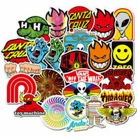 100 Skateboard Stickers bomb Forl Laptop Luggage Decals Dope Sticker cool Lot