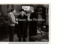 A693 Charles Bickford WIlliam Bendix William Frawley The Babe Ruth Story photo