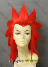 Kingdom Hearts II Organization XIII Axel Cosplay Wig_wig043