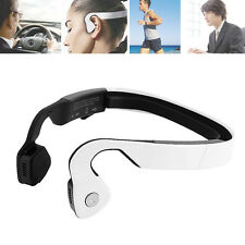 Bluetooth Wireless Bone Conduction Headphone Stereo Noise-canceling Headsets