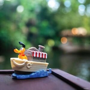 New! Disney Parks Toy Mickey & Minnie's Runaway Railway Jungle Cruise #4 PLUTO!