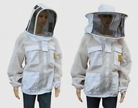OZ APIARIST BEE JACKET VENTILATED THREE LAYERS MESH ULTRA COOL BREEZE