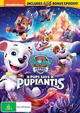 Paw Patrol - Pups Save Puplantis (DVD, 2019)