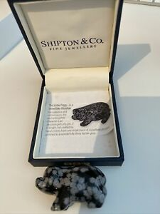 Shipton & Co Hand Crafted Piggy Ornament