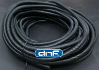 "100 FT 1/2"" SPLIT WIRE LOOM POLYETHYLENE TUBING CABLE CONDUIT 100 FEET 1/2"""