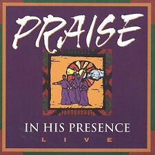 Brand New! Praise in His Presence Live 2002