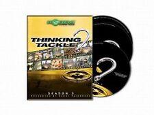 KORDA THINKING TACKLE SEASON 3 / CARP FISHING DVD