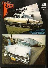 THE BOND 40 PONTIAC GTO 1965 BUICK CENTURY RIVIERA 4D 1956 PRODCUTION MOPAR 1960