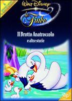 Dvd Disney Le Fiabe **IL BRUTTO ANATROCCOLO E ALTRE STORIE** nuovo sigillato