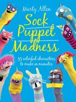 Sock Puppet Madness By Marty Allen