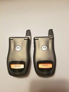 Motorola i series i836 - grey (Sprint) Cellular Phones