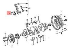Connecting Rod Bearing Shell VW AUDI Beetle Convertible Corrado 034105701007