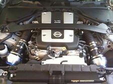 BILTZ Racing VQ HR Engine Air Intake System High Performance Kit For Nissan 370Z