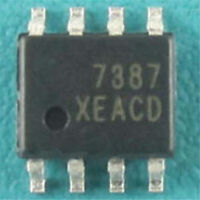 5 PCS FAN7387MX FAN7387 Self-Oscillated High-Voltage Gate Driver SOP-8 New