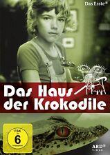 Das Haus der Krokodile - Die komplette Serie DVD - NEU OVP