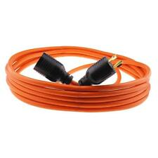 20 Amp 20 FT NEMA L14-20 4 Wire 12 Gauge 125/250V Generator Power Cord
