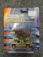 Matchbox 2006 Monsters Chevrolet 4x4 Truck w/Big Foot Unleash Your Imagination