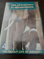 Adventures of Childrearing - The Family Life of Animals (DVD) New (1986)