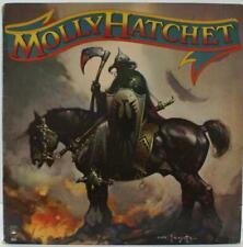 MOLLY HATCHET - SELF TITLED - ROCK VINYL LP
