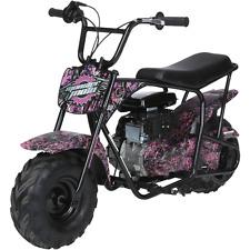 Monster Moto Muddy Girl Mini Bike