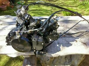 Honda Nsr125 Complete Engine carb fully rebuilt