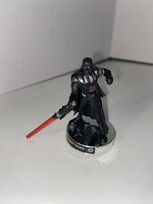 "Star Wars Attacktix Battle Game Figure Loose Darth Vader Silver Approx 3"""