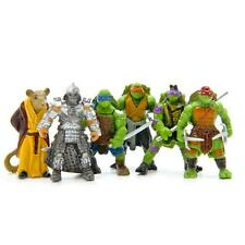 HOT 6Pcs Teenage Mutant Ninja Turtles TMNT Action Figures Collection Toys Set
