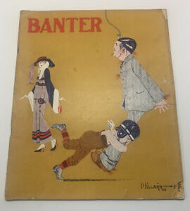 Colgate Banter Magazine 1920s Colgate University November 1922
