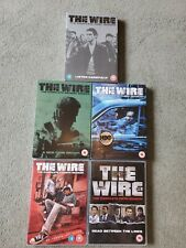The Wire - Series 1-5 - Complete (DVD, 2008, 24-Disc Set, Box Set). UK Seller