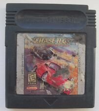 Chase H.Q.: Secret Police Nintendo Game Boy Color plays in Advance SP System
