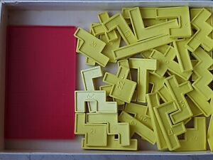 Vintage Spears Retro Multipuzzle Game Complete