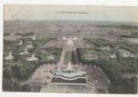 Panorama de Versailles 1908 Postcard France 334a