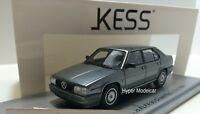 KESS MODEL 1/43 Alfa Romeo Alfa 90 Quadrifoglio Oro 1984 Grey Met. KE43000190
