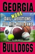 More Daily Devotions for Die-Hard Fans: Georgia Bulldogs Free Shipping!