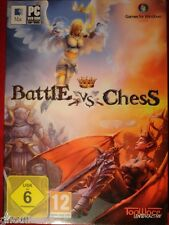 BATTLE VS CHESS PC MAC NEUF BATTLE VS CHESS MICROSOFT WINDOWS
