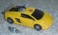 Transformers Henkei SUNSTREAKER Complete Deluxe Classics C-07