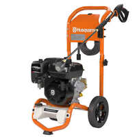 Power Washer Gas Husqvarna 3200 PSI Pressure 2.7 GPM Cold Water B&S Engine New