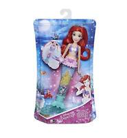 Disney Princess Glitter 'n Glow Ariel Doll with Lights BRAND NEW