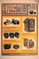 PHOTO DEAL Photodeal 51 Komsomolet Minolta Canon Koni Agfa Zapp Speed Graphic
