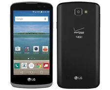 Verizon Prepaid - LG Optimus Zone 3 4G LTE with 8GB Memory Smartphone